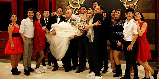 Zeynep Casalini evlendi