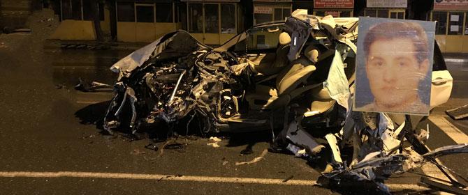 İzmir'de feci kaza: 1 ölü 5 yaralı