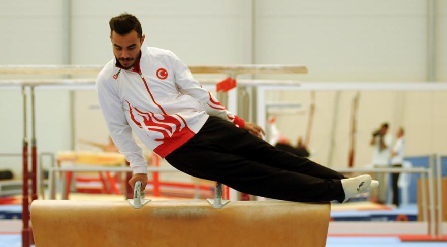 İzmirli Ferhat Rio'daki Yaz Olimpiyatları'na Gidiyor