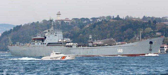 Putin açıkladı! O gemi Akdeniz'de kalacak...