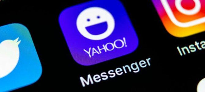 Yahoo Messenger'dan flaş karar! Kapanıyor