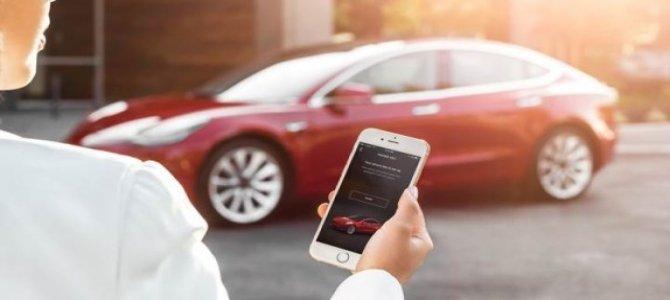 Akıllı telefonlar araba anahtarları oluyor
