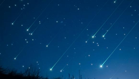 Yapay meteor yağmuru için hazırlıklar sürüyor