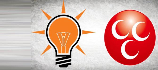 AK Parti ile MHP arasında ittifak görüşmesi başlıyor