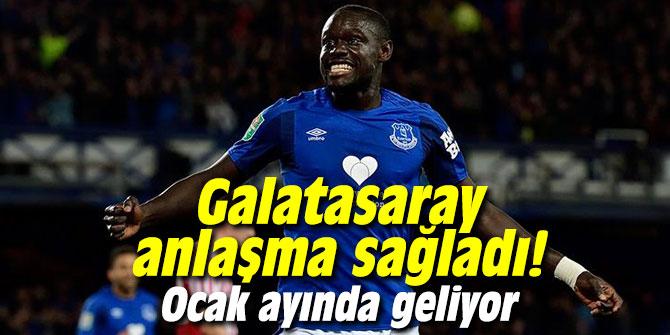 Galatasaray anlaşma sağladı Ocak ayında geliyor