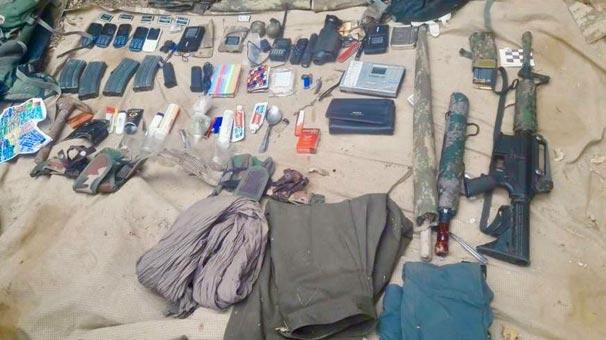 Mardin'de hava destekli terör operasyonu