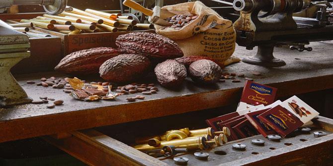 Mövenpick Hotels & Resorts'dan çikolatalı lezzetler menüsü