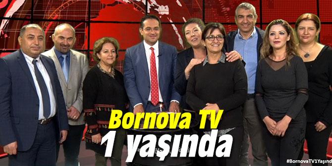 Bornova'nın TV kanalı 1 yaşında