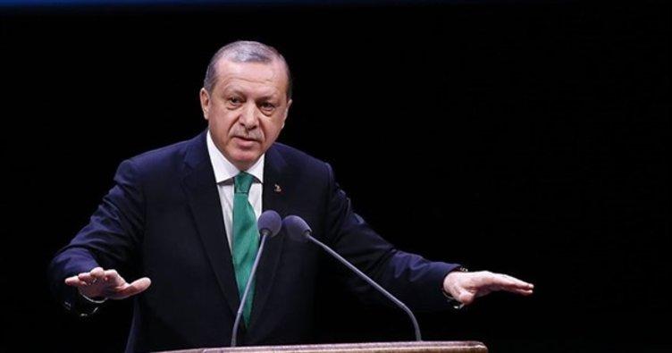 Cumhurbaşkanı Erdoğan'dan flaş açıklama:  'Kesinlikle kabul etmeyeceğiz'