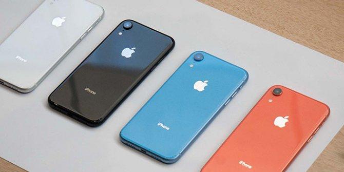 Apple, iPhone XR'nin üretimini azalttı