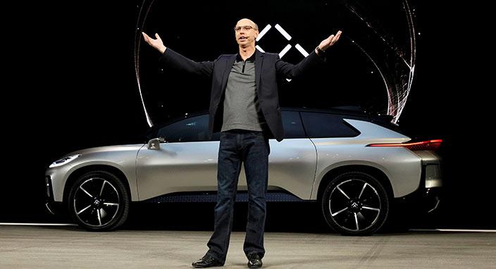 Tesla'nın en büyük rakibi Faraday Future iflasın eşiğinde