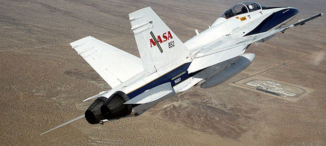 NASA, sonik patlama testleri yapıyor