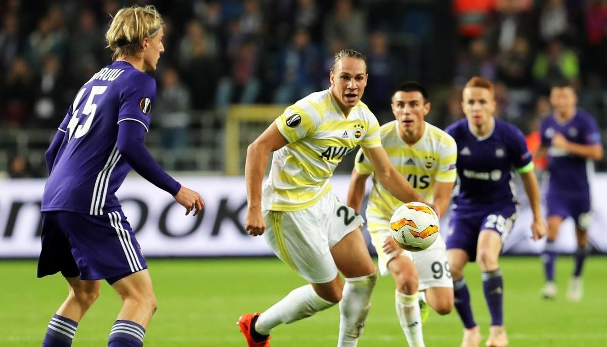 F.Bahçe'nin Anderlecht 11'i belli oldu!