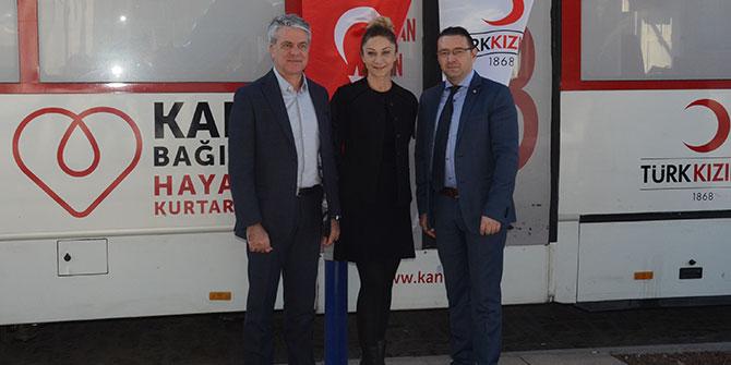 İTO'dan kan bağışına destek