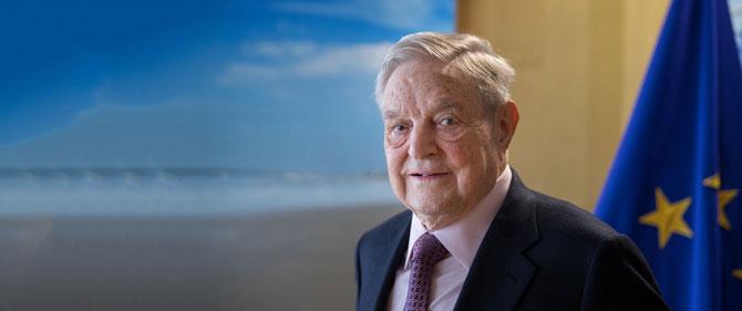 George Soros, dünyayı yakıyor