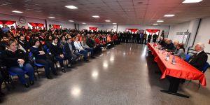 """Başkan Kocaoğlu'ndan """"grev"""" hamlesi"""
