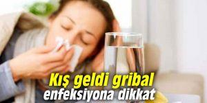 Kış geldi gribal enfeksiyona dikkat