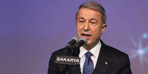 Bakan Akar: 'Türkiye güçlü ve başarılı olmaya mecburdur'