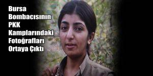 Bursa Bombacısının PKK Kamplarındaki Fotoğrafları Ortaya Çıktı
