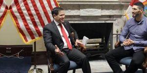 ABD'li Senatör FETÖ'cü Kanter'e kucak açtı