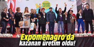 Expomenagro'da kazanan üretim oldu!