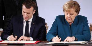 Almanya ve Fransa, Avrupa Birliği'ni yeniliyor