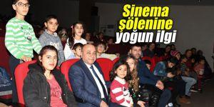 Çiğli'de sinema şölenine yoğun ilgi