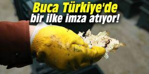 Buca Türkiye'de bir ilke imza atıyor!