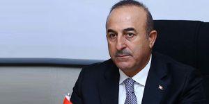 """Çavuşoğlu: """"Bunun arkasında PKK olduğunu biliyoruz"""""""