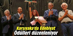 Karşıyaka'da Edebiyat Ödülleri düzenleniyor