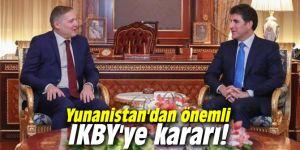 Yunanistan'dan önemli IKBY'ye kararı!