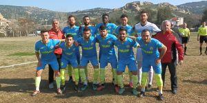 FOÇA BELEDİYESPOR - GÜZELTEPE GENÇLİK 3-0