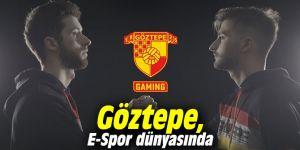 Göztepe, E-Spor dünyasında