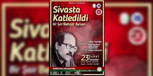 Şair Behçet Aysan Karşıyaka'da anılacak