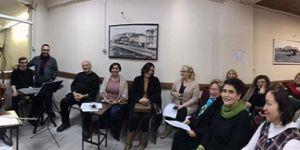 Karşıyaka Sanat Derneği'nden sürpriz konser...