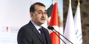 Bakan Dönmez, 'Bağımsız enerji, güçlü Türkiye için olmazsa olmaz'