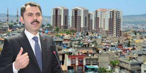 Bakan Kurum, 'İzmir'de dönüşümü yapmak zorundayız'