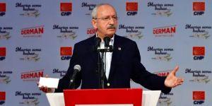 """CHP lideri Kılıçdaroğlu, """"Hesabını vereceksiniz!"""""""
