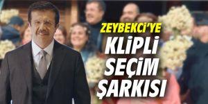 AK Partili Zeybekci'ye klipli seçim şarkısı