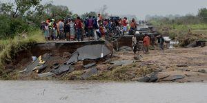 Mozambik'te ölü sayısı 200'e yükseldi