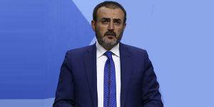 """AK Partili Ünal, """"Türkiye düşmanlarını sevindirmeyeceğiz"""""""
