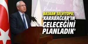 Başkan Selvitopu, 'Karabağlar'ın geleceğini planladık'