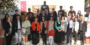 Çamlaraltı Koleji Dünya Şiir Günü'nü kutladı