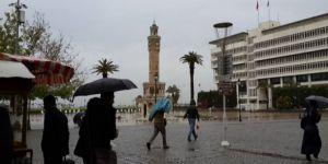 İzmir'de o günlere dikkat! Sağanak yağış geliyor...
