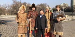 Nevruz Kazakistan'da Coşkuyla Kutlanıyor!