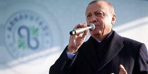 Cumhurbaşkanı Erdoğan, 'Buradan ilan ediyorum! Hiçbir güç…'