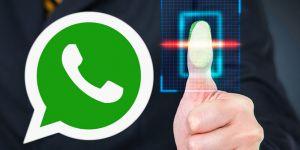 WhatsApp'a parmak izi özelliği geliyor!
