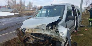 Trafik kazası! 1 ölü, 6 yaralı