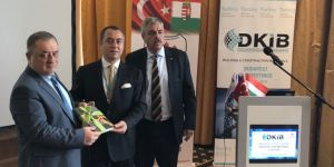 Macaristan'da Doğu Karadeniz İhracatçılar Birliği ve TÜMİŞAD İş Formu Düzenledi
