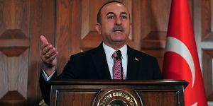 Bakan Çavuşoğlu, 'İran'a yönelik yaptırımlara karşıyız'